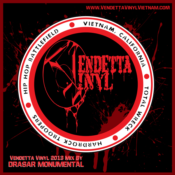 vendettavinylmix2013cover