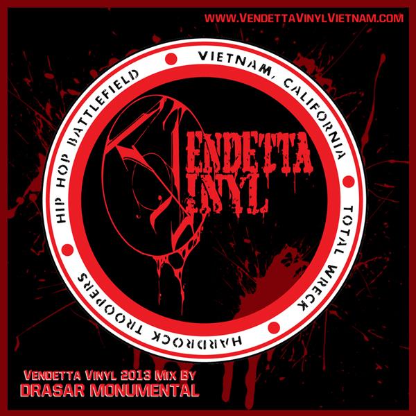 vendettavinylmix2013cover