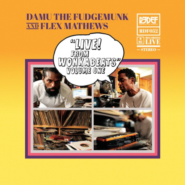 RDF052-Damu-Flex-Live_From_Wonkabeats-Cover-WEB_1024x1024